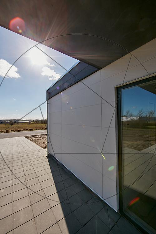 MOLAND, Prøvehus, DC-System insulation, Års, Nybyg, facade, belægning, detaljer, materialer