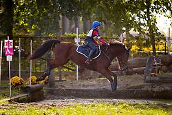 Sels Olivier, BEL, Zepp<br /> LRV Ponie cross - Zoersel 2018<br /> © Hippo Foto - Dirk Caremans<br /> 28/10/2018