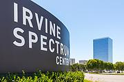 Irvine Spectrum Center Signage