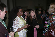 Mary Killen. Annabel Freyberg and Andrew Barrow drinks party. The Royal Geographical Society. 5 January 2006. ONE TIME USE ONLY - DO NOT ARCHIVE  © Copyright Photograph by Dafydd Jones 66 Stockwell Park Rd. London SW9 0DA Tel 020 7733 0108 www.dafjones.com