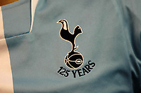 Photo: Tony Oudot.<br /> Tottenham Hotspur v Aston Villa. The FA Barclays Premiership. 01/10/2007.<br /> Tottenham celebrate their 125 years