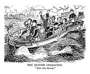 "The British Character. ""The Sea-Sense."""