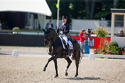 Tebar Karen, (FRA), Don Luis <br /> CDIO 5* - Grand Prix - CHIO Rotterdam 2016<br /> © Hippo Foto - Dirk Caremans<br /> 23/06/16
