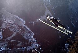 17.03.2012, Planica, Kranjska Gora, SLO, FIS Ski Sprung Weltcup, Team Skifliegen, im Bild ein Feature,  during the FIS Skijumping Worldcup Flying Hill Team, at Planica, Kranjska Gora, Slovenia on 2012/03/17. EXPA © 2012, PhotoCredit: EXPA/ Oskar Hoeher.