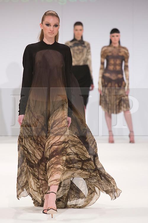 Uel University Of East London Graduate Fashion Week 2013 London News Pictures