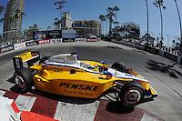 Will Power, Toyota Grand Prix of Long Beach, Streets of Long Beach, Long Beach, CA USA 4/17/2011