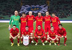 121206 Udinese v Liverpool