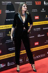 ELISA ISOARDI<br /> CONCERT ANDREA BOCELLI'S NIGHT IN VERONA ARENA<br /> VERONA (ITALY) SEPTEMBER 9, 2018<br /> PHOTO BY FILIPPO RUBIN