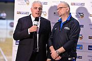 DESCRIZIONE : Caorle Amichevole Pre Eurobasket 2015 Nazionale Italiana Femminile Senior Italia Australia Italy Australia<br /> GIOCATORE : Giancarlo Migliola Roberto Ricchini<br /> CATEGORIA : pregame curiosita<br /> SQUADRA : Italia Italy<br /> EVENTO : Amichevole Pre Eurobasket 2015 Nazionale Italiana Femminile Senior<br /> GARA : Italia Australia Italy Australia<br /> DATA : 30/05/2015<br /> SPORT : Pallacanestro<br /> AUTORE : Agenzia Ciamillo-Castoria/GiulioCiamillo<br /> Galleria : Nazionale Italiana Femminile Senior<br /> Fotonotizia : Caorle Amichevole Pre Eurobasket 2015 Nazionale Italiana Femminile Senior Italia Australia Italy Australia<br /> Predefinita :