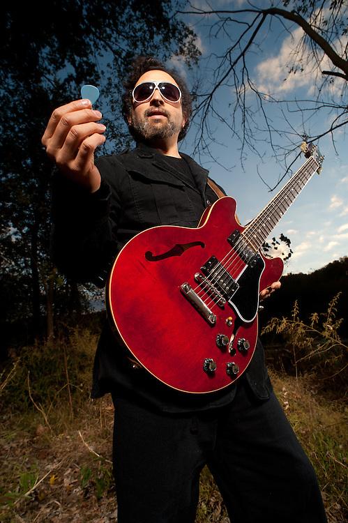 Washington, DC, November 6, 2010 - Album / Promo shoot with Bobby Thompson.