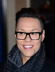 Gok Wan attends the press night performance of 'I Can't Sing! The X Factor Musical' at the London Palladium, London, United Kingdom. Wednesday, 26th March 2014. Picture by Nils Jorgensen / i-Images