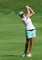 Bildnummer: 14377997  Datum: 30.08.2013  Copyright: imago/Icon SMI<br /> August 30, 2013: Stacy Lewis hits an approach shot during second round play at the Safeway Classic at Columbia-Edgewater Country Club in Portland, Oregon. GOLF: AUG 30 LPGA Golf Damen - Safeway Classic - Second Round <br /> <br /> Norway only