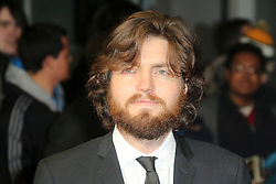 © London News Pictures. Tom Burke, The Invisible Woman - UK film premiere, Odeon Kensington High Street, London UK, 27 January 2014. Photo credit: Richard Goldschmidt/LNP