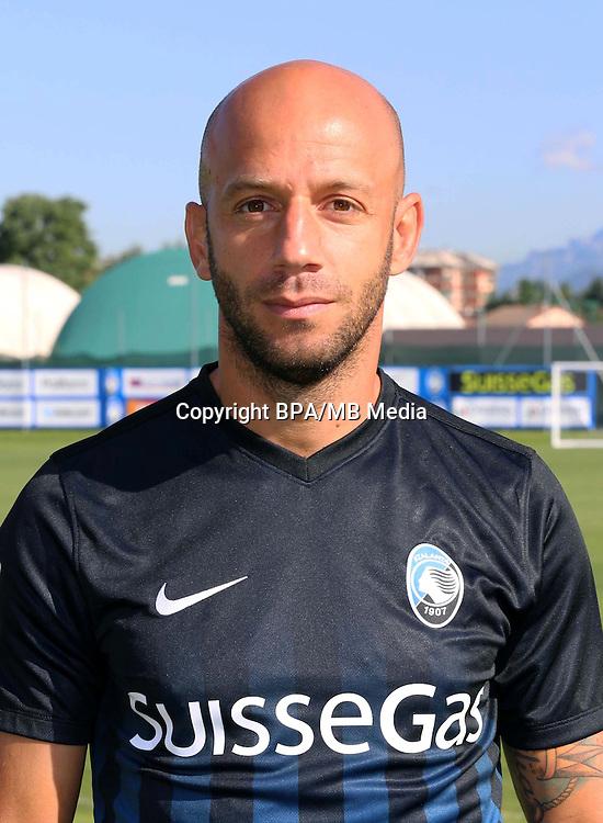 Italian League Serie A -2016-2017 / <br /> ( Atalanta Bergamasca Calcio ) - <br /> Giulio Migliaccio