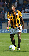 Anthony Grant during the Sky Bet League 1 match between Bury and Port Vale at Gigg Lane, Bury, England on 19 September 2015. Photo by Mark Pollitt.