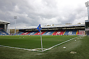 Ewood Park during the Sky Bet Championship match between Blackburn Rovers and Bristol City at Ewood Park, Blackburn, England on 23 April 2016. Photo by Pete Burns.