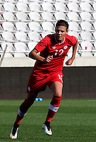 Fifa Womans World Cup Canada 2015 - Preview //<br /> Cyprus Cup 2015 Tournament ( Gsp Stadium Nicosia - Cyprus ) - <br /> Italy vs Canada 0-1   //   Christine Sinclair of Canada