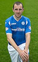 Dave Mackay, McDiarmid Park