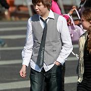 "NLD/Rotterdam/20110327 - Persconferentie Justin Bieber "" Never Say Never"" tour"