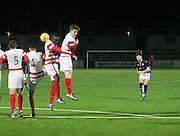 - Dundee v Hamilton - SPFL Development League at Links Park, Montrose <br /> <br />  - © David Young - www.davidyoungphoto.co.uk - email: davidyoungphoto@gmail.com