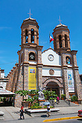 San Miguel Archangel<br />  Church, El Pitillal, , Jalisco, Mexico