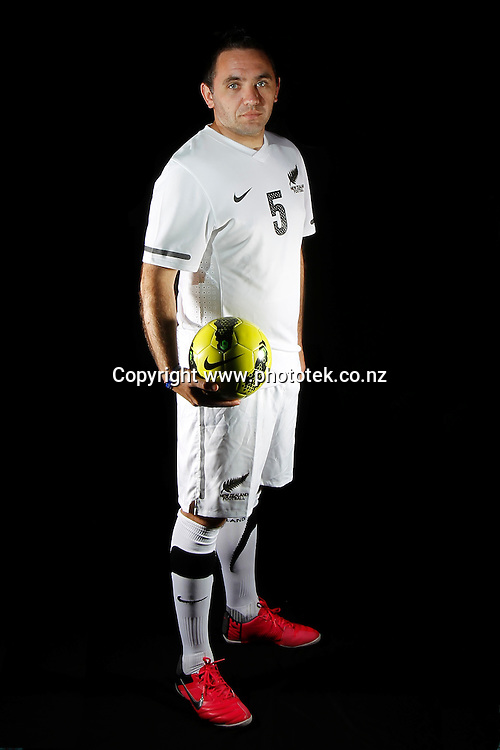 Miro MAJOR. Futsal Photo Shoot, North Harbour Stadium, Albany, Wednesday 19th September 2012. Photo: Shane Wenzlick