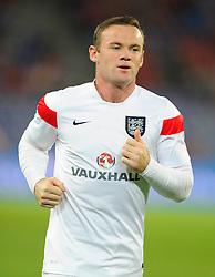 England captain, Wayne Rooney (Manchester United)  - Photo mandatory by-line: Joe Meredith/JMP - Mobile: 07966 386802 - 08/09/14 - SPORT - FOOTBALL - Switzerland - Basel - St Jacob Park - Switzerland v England - Uefa Euro 2016 Group E Qualifier