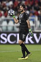 Mattia Perin  <br /> Torino 04-06-2018 Allianz Stadium <br /> Football Friendly Match Italy - Netherlands <br /> Calcio Amichevole Italia - Olanda <br /> Foto Daniele Buffa / Image Sport / Insidefoto