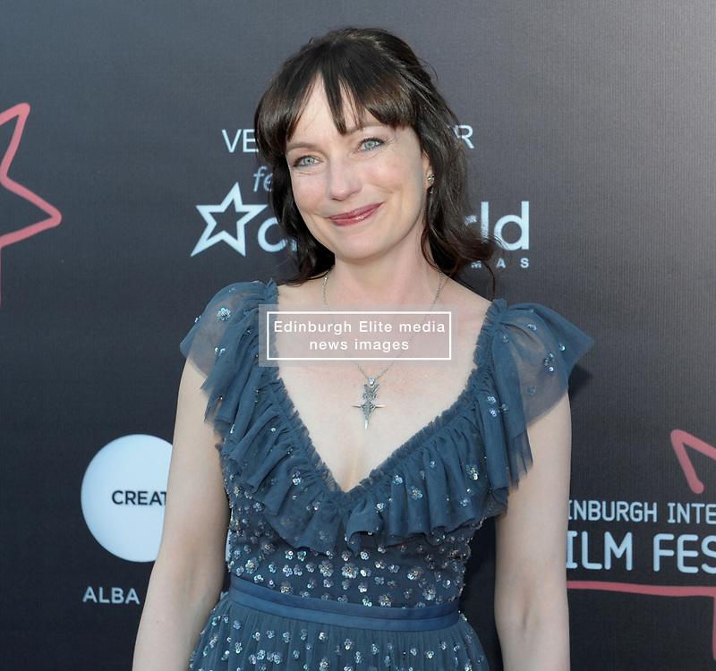 Edinburgh International Film Festival, Thursday, 21st June 2018<br /> <br /> THE SECRET OF MARROWBONE (UK PREMIERE)<br /> <br /> Pictured: Nicola Harrison<br /> <br /> (c) Aimee Todd | Edinburgh Elite media