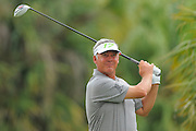 Darren Clarke during the first round of the World Golf Championship Cadillac Championship on the TPC Blue Monster Course at Doral Golf Resort And Spa on March 8, 2012 in Doral, Fla. ..©2012 Scott A. Miller.