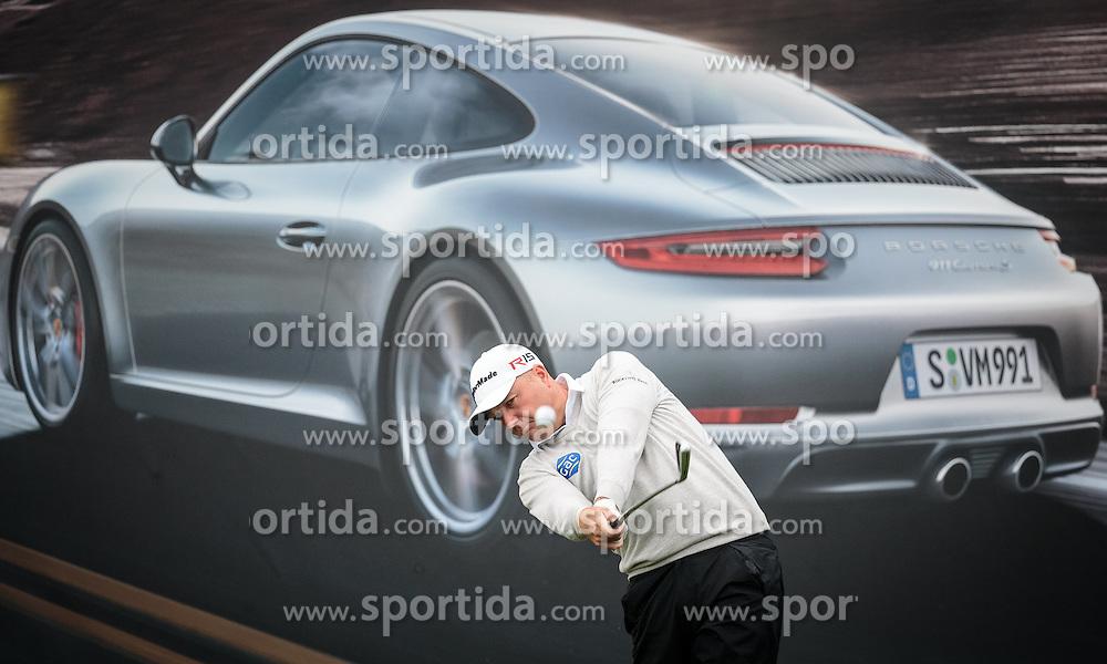 26.09.2015, Beckenbauer Golf Course, Bad Griesbach, GER, PGA European Tour, Porsche European Open, im Bild Graeme Storm (GBR) // during the European Tour, Porsche European Open Golf Tournament at the Beckenbauer Golf Course in Bad Griesbach, Germany on 2015/09/26. EXPA Pictures © 2015, PhotoCredit: EXPA/ JFK