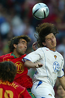 Lisbon 16/6/2004 Euro2004 <br />