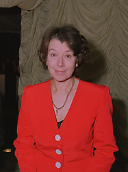 DAME SUE TINSON at a dinner in London on 4th December 1997.  MEA 19 WO