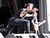 Hail the Villain at UPROAR Festival in Columbus, OH on August 24, 2010