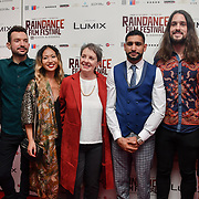 Team Khan team attend World Premiere of Team Khan - Raindance Film Festival 2018 at Vue Cinemas - Piccadilly, London, UK. 29 September 2018.