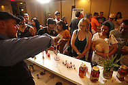 Ole Smoky Tennessee Moonshine at Tales of the Cocktail in New Orleans on Wednesday, July 20, 2016.