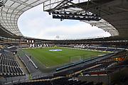 Hull City KCOM stadium before the EFL Sky Bet Championship match between Hull City and Brentford at the KCOM Stadium, Kingston upon Hull, England on 9 December 2017. Photo by Ian Lyall.