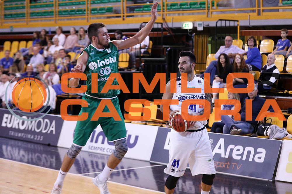 Sacchetti Brian, Germani Basket Brescia vs Stelmet Zielona Gora, 2 edizione Trofeo Roberto Ferrari, PalaGeorge di Montichiari 22 settembre 2017