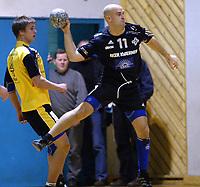 Håndball, 11. desember 2002. Eliteserien, Gildeserien herrer, Kragerø - Stord 25-32. Christian Valenza, Stord