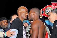 March 8, 2013: Bernard Hopkins vs Tavoris Cloud Weigh-In