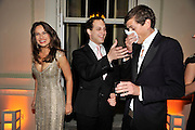 LORD FREDDIE WINDSOR; LORD ALEXANDER SPENCER-CHURCHILL, Nicky Haslam party for Janet de Bottona nd to celebrate 25 years of his Design Company.  Parkstead House. Roehampton. London. 16 October 2008.  *** Local Caption *** -DO NOT ARCHIVE-© Copyright Photograph by Dafydd Jones. 248 Clapham Rd. London SW9 0PZ. Tel 0207 820 0771. www.dafjones.com.