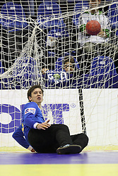 15.01.2012, Arena Pionir, Belgrad, SRB, EHF Handball EURO 2012, Denmark vs Slovakia, im Bild NICLAS LANDIN // during the Game Denmark vs Slovakia at the EHF Handball EURO 2012 in Serbia, Arena Pionir, Belgrade on 2012/01/15. EXPA Pictures © 2012, PhotoCredit: EXPA/ Newspix/ Lukasz Grochala..***** ATTENTION - for AUT, SLO, CRO, SRB, SUI and SWE only *****