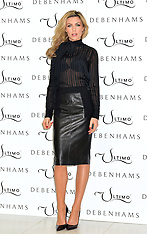 FEB 11 2014 Abbey Clancy Ultimo Photo Call