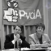 NLD/Wijk bij Duurstede/19940111 - Spreekbeurt Jo Ritzen PVDA Wijk bij Duurstede