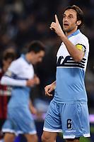 Stefano Mauri Lazio <br /> Roma 24-01-2015 Stadio Olimpico, Football Calcio Serie A Lazio - Milan. Foto Andrea Staccioli / Insidefoto