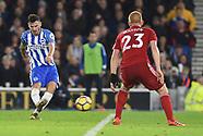 Brighton & Hove Albion v Watford 23/12/2017