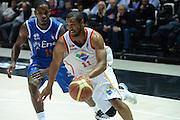DESCRIZIONE : Bologna campionato serie A 2013/14 Acea Virtus Roma Enel Brindisi <br /> GIOCATORE : Jordan Taylor<br /> CATEGORIA : atletica <br /> SQUADRA : Acea Virtus Roma<br /> EVENTO : Campionato serie A 2013/14<br /> GARA : Acea Virtus Roma Enel Brindisi<br /> DATA : 20/10/2013<br /> SPORT : Pallacanestro <br /> AUTORE : Agenzia Ciamillo-Castoria/GiulioCiamillo<br /> Galleria : Lega Basket A 2013-2014  <br /> Fotonotizia : Bologna campionato serie A 2013/14 Acea Virtus Roma Enel Brindisi  <br /> Predefinita :