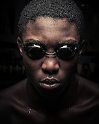 Swimmer, Reece Whitley