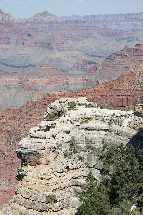 Rock Cliff at the Grand Canyon