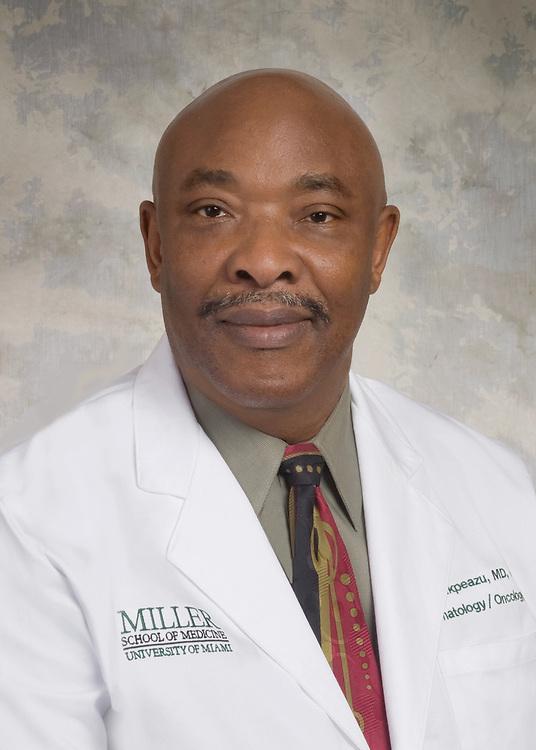 Emeka Ikpeazu, M.D., Ph.D.<br /> Hema/Onc